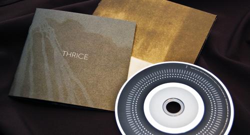 Daily Vinyl Reviews Thrice Major Minor