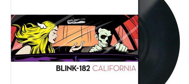 Daily Vinyl Reviews Blink 182 California