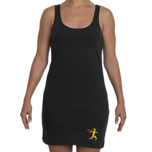GoStoner Rasta Logo Women's Dress