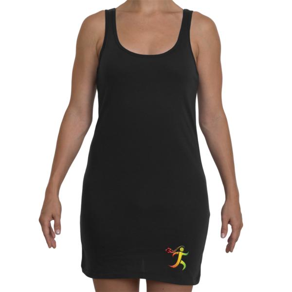 GoStoner Rasta Logo Women's Dress