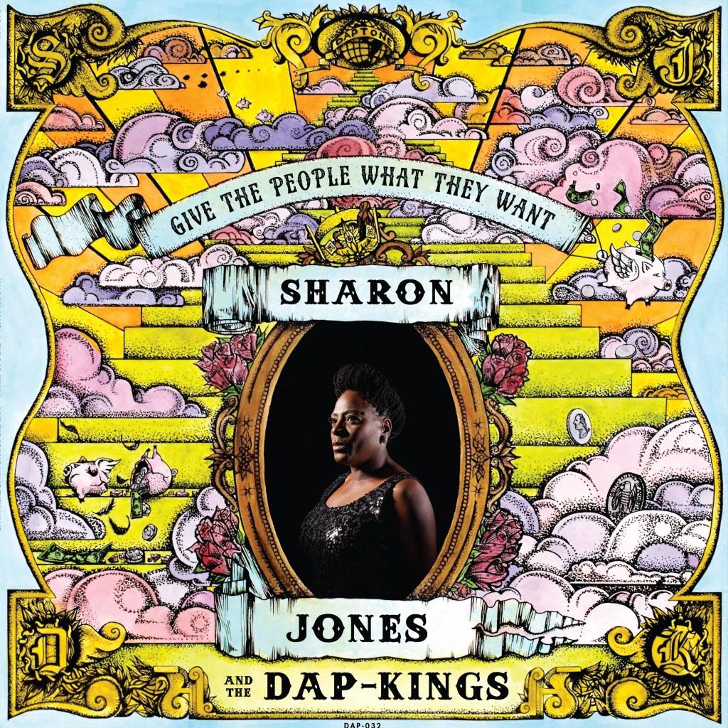 Daily Vinyl Reviews Sharon Jones & Dap Kings
