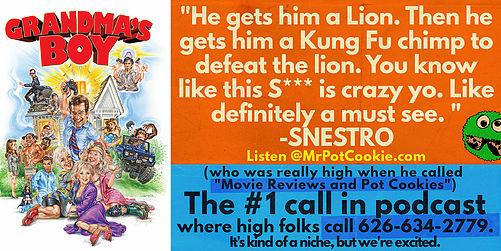 Mr. PotCookies Movie Reviews