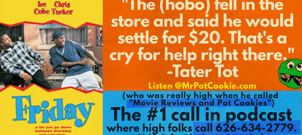 Mr. Potcookie Nacho & TaterTot Movie Talks