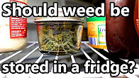 CannaviceTV Marijuana Storage Best Ways Store Weed