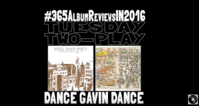 Daily Vinyl Tuesday Two Play Dance Gavin Dance