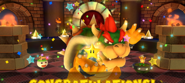 Unlimited Lives Bowser Wins