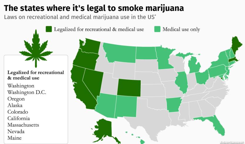Can Legally Smoke Marijuana