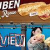 Whitfield Food Reviews Subway Corned Beef & Turkey Reuben