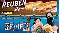 Whitfield Food Reviews Subway Corned Beef & Turkey Reuben