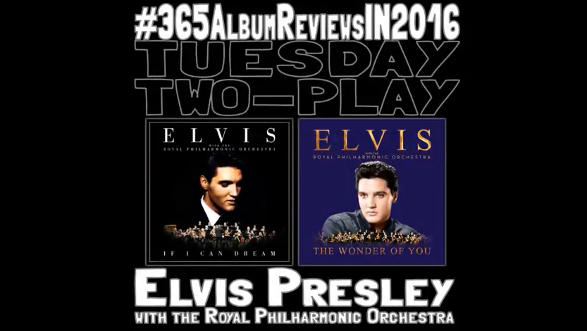 Daily Vinyl Discuss Elvis w/Royal Philharmonic