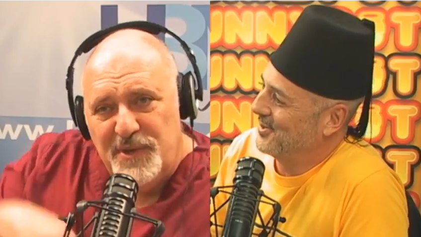 Elevate Conversation Doctor Frank & Guest John Anderson