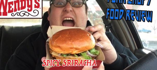 Pork Chop Food Reviews Wendy's Spicy Sriracha Chicken Sandwich