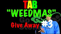 TAB Aaron & Mo Female giveaway! Bag full goodies girl GoStoner