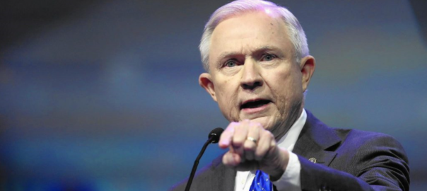 """Marijuana Activist's """"Day of Action"""" Against Jeff Sessions"""