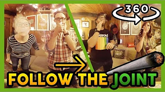 High Hipsters 360 VR GAME: FOLLOW JOINT!