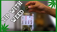 CannaVice TV Tipping weed - Smoke Sesh #5