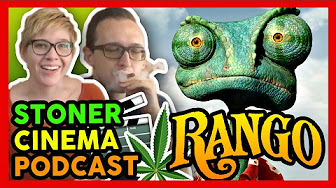 High Hipsters Stoner Cinema Club Podcast Ep. 1 RANGO