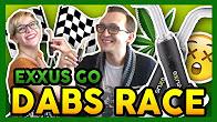 High Hipsters Dabs Race Exxus Go Vaporizers