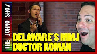 Johno Show Interview Medical Marijuana Doctor Matthew Roman Nature's Way