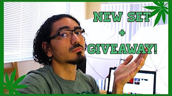 CannaVice TV NEW SET + GIVEAWAY POSSIBLE NEW CHANNEL?