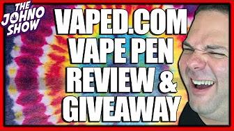 Focus Vape Pro Pen Bubbler Review Vaped.com Vaping Giveaway Contest