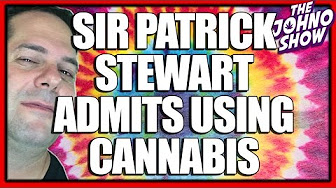 Johno Show Sir Patrick Stewart Admits Using Marijuana