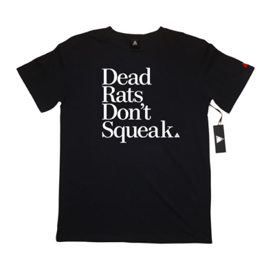 Dead Rats Don't Squeak