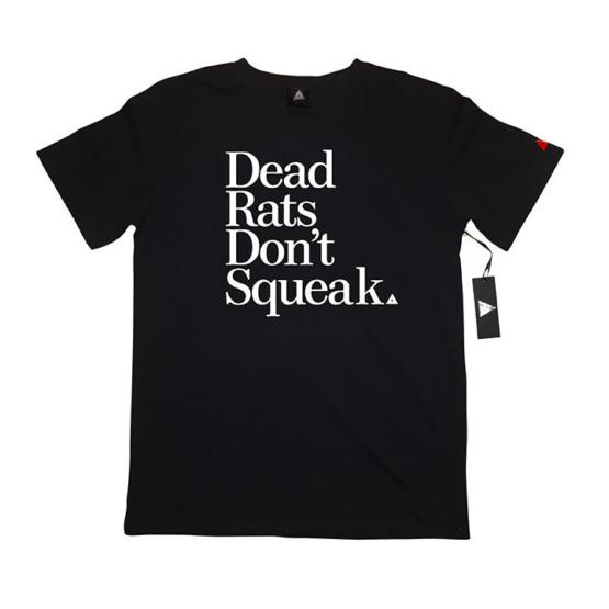 Dead Rats Don't Squeak