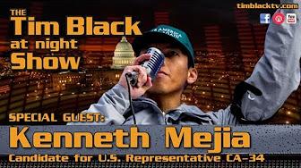 Tim Black Talks Carson, Perry, & Guest Kenneth Mejia