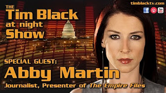 Tim Black Interviews Abby Martin