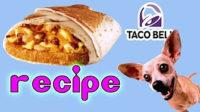 Whitfield Foods Taco Bell Jalapeno Bacon Breakfast Crunchwrap CopyCat Recipe