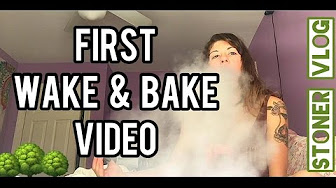 CosmicCloud420 First Wake-n-bake Sesh & Shit Stoners Think