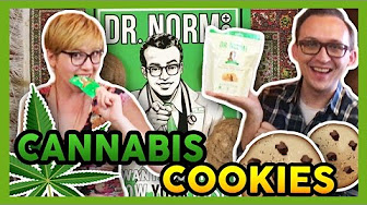 High Hipsters Review Dr. Norm's Medical Cannabis Cookies