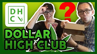 High Hipsters Dollar High Club Unboxing High Rise Collab March