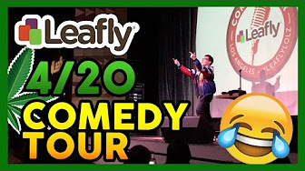 High Hipsters Leafly 4/20 Comedy Tour - Los Angeles