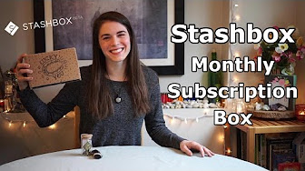 Positive Smash 420 Stashbox Monthly Subscription Box