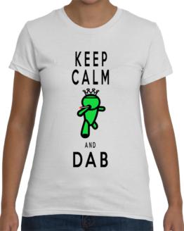 Keep Calm And Dab GoStoner Women's T