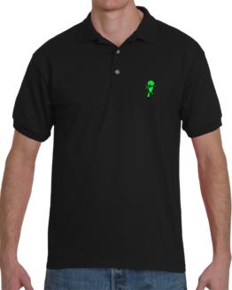 Gostoner 3D Logo Jersey Polo