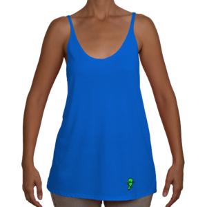 GoStoner Women's 3D Logo Slouchy Tank