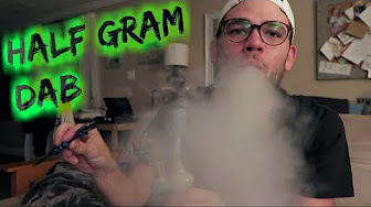 Arend The Gay Stoner Half Gram Dab for 50k Subscribers