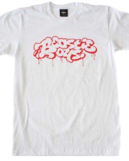Beastie Boys White Graffiti T-Shirt