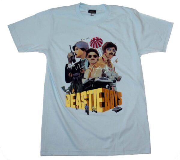 Beastie Boys Criterion Blue T-Shirt