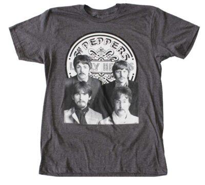 Beatles Sergeant Pepper Group Photo T-Shirt