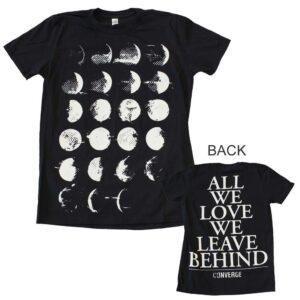 Converge Moon Phase T-Shirt