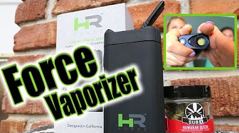 Dab Spot FORCE Convection Vaporizer Review & Healthy Rips