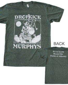 Dropkick Murphys Vintage Skeleton T-Shirt