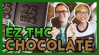 High Hipsters EZ THC Chocolate Review ?