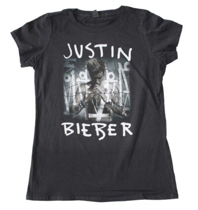Justin Bieber Purpose Women's T-Shirt