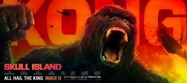 Ripped Tomatoes Reviews Kong, Skull Island