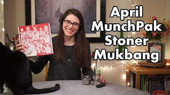 Positive Smash 420 April MunchPak- Stoner Mukbang